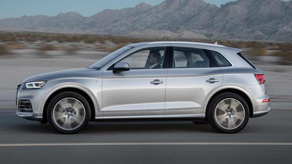 Audi Q5 2.0 TDI 190 CV quattro: opiniones y consumo real