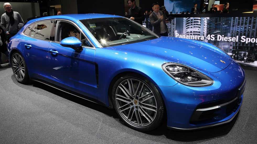 Porsche Panamera Sport Turismo: el Panamera familiar se hace realidad