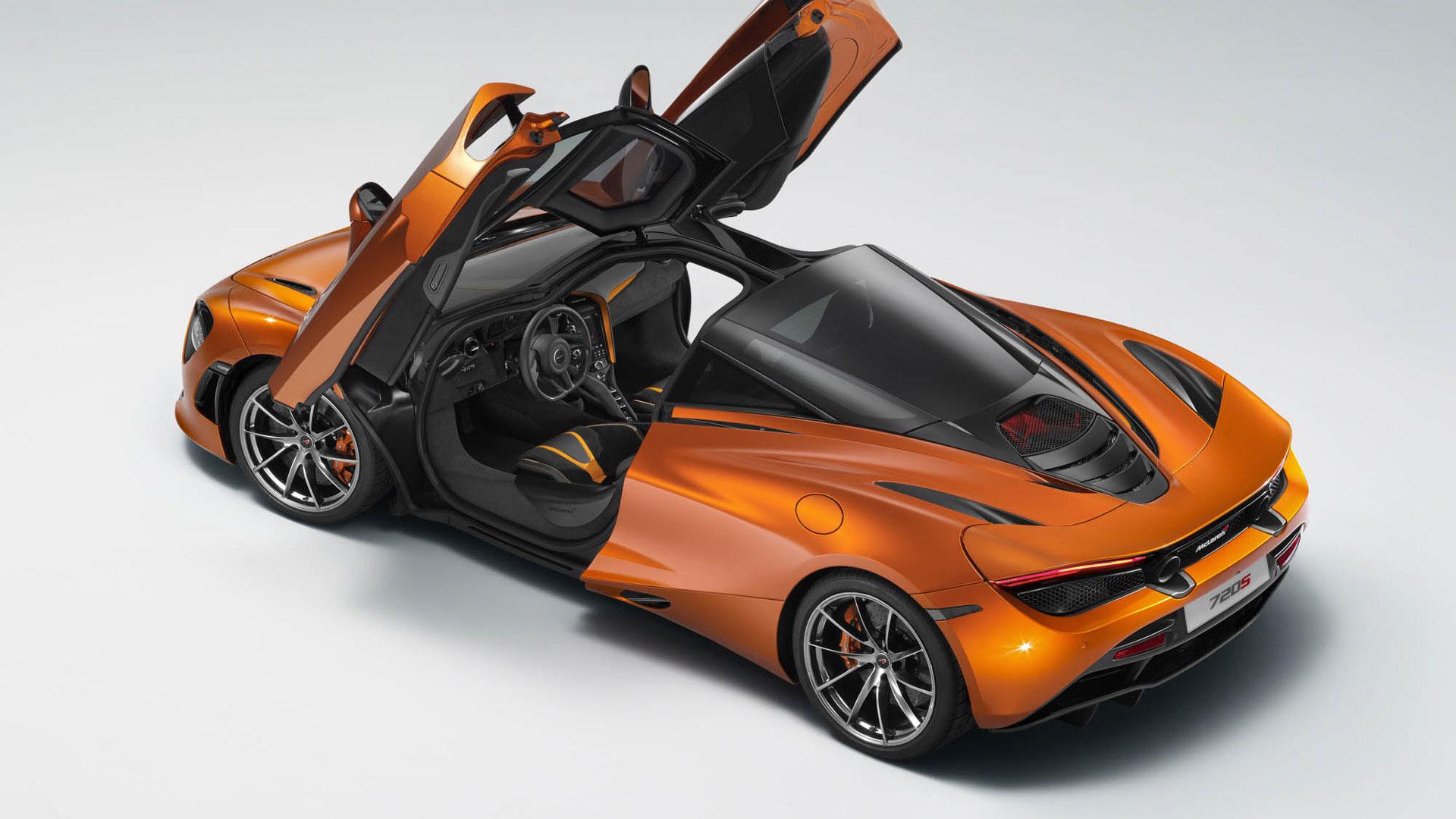 McLaren 720S: llega un nuevo anti-Ferrari