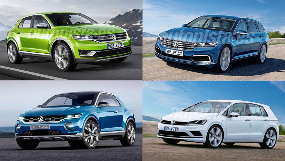 Todos los nuevos planes y coches de futuro de Volkswagen