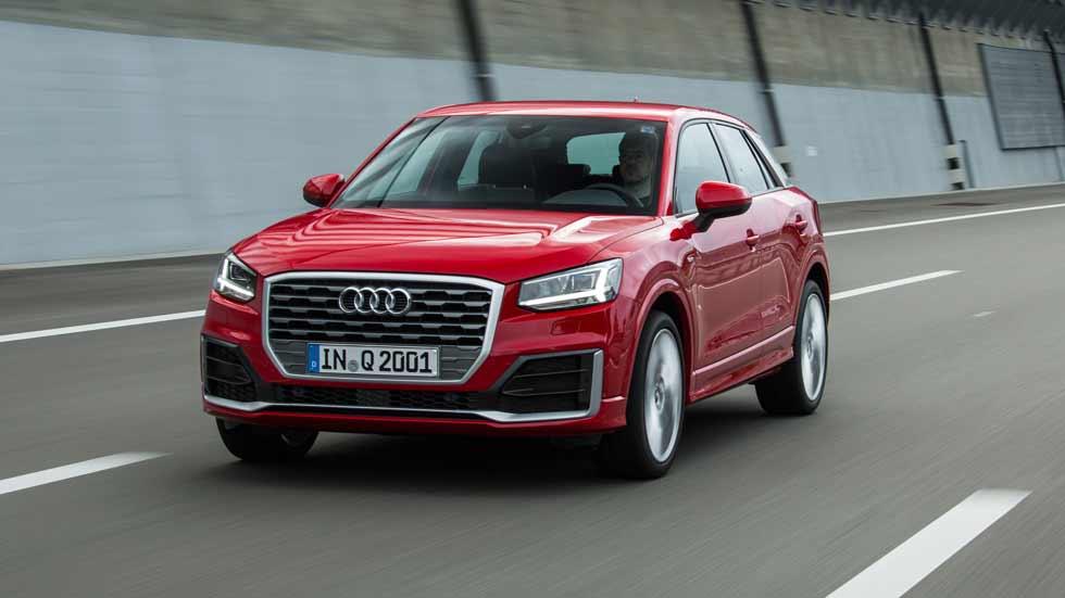 Audi Q2 1.0 TSI, así es el Q2 más barato