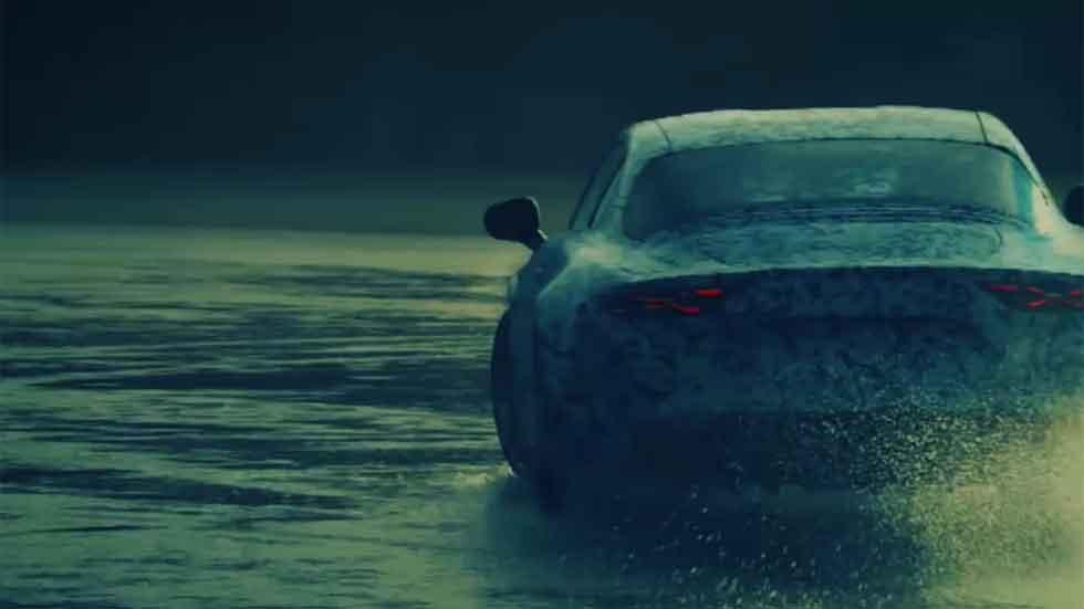 El nuevo deportivo Alpine A110, en vídeo