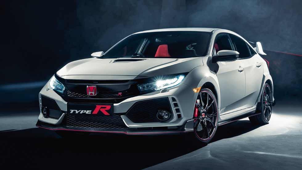 Oficial: así es el Honda Civic Type R 2017