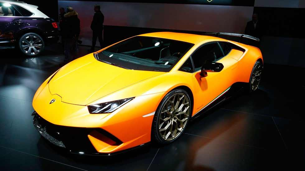 Lamborghini Huracán Performante: así es el coche más rápido en Nürburgring
