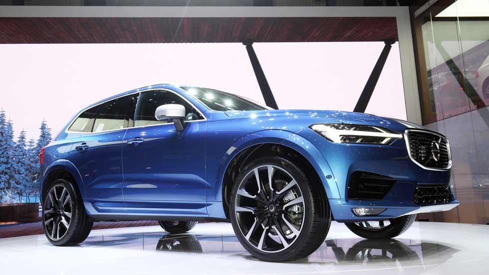 Volvo XC60 2017: nueva generación SUV con múltiples cambios