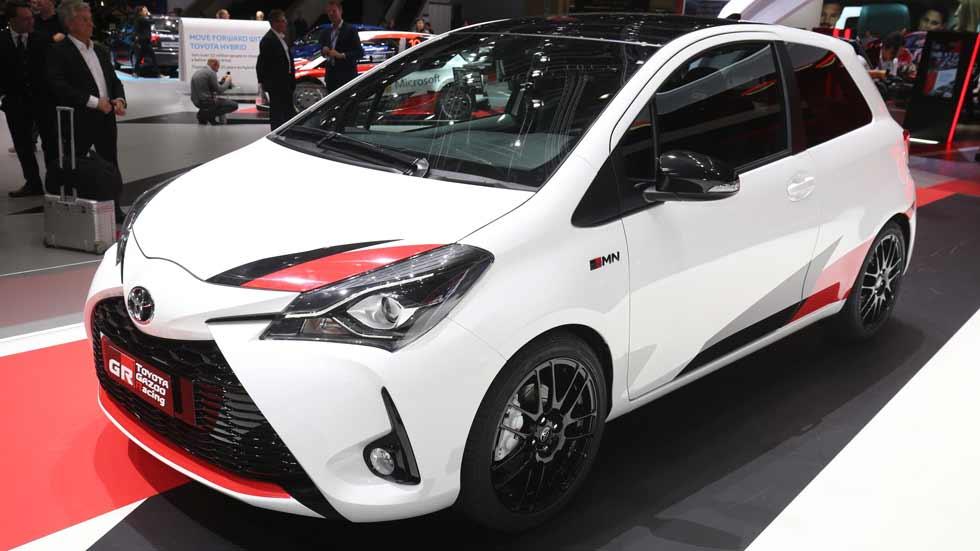Toyota Yaris GRMN: así es el Yaris más potente de la historia