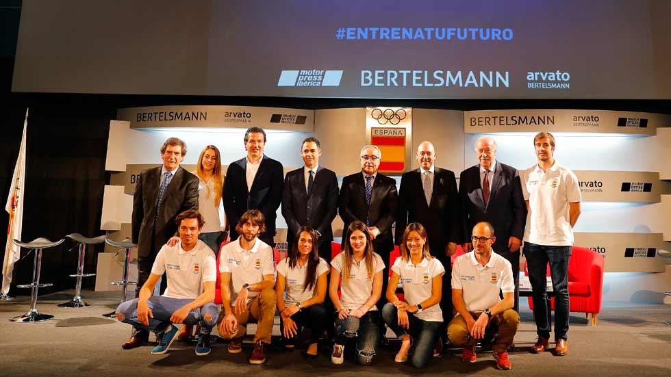 Motorpress Ibérica participa en la segunda promoción de `Entrena tu futuro´