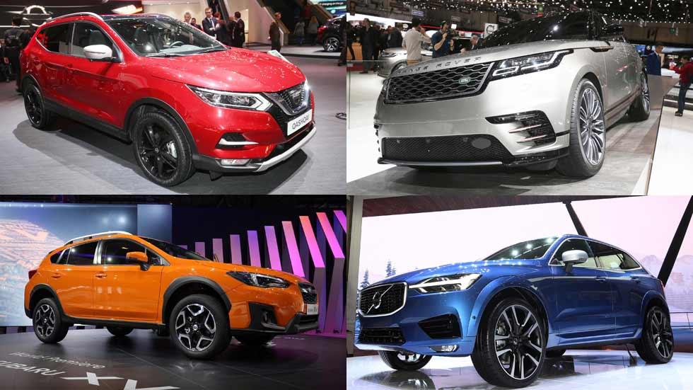 Salón de Ginebra 2017: los 10 mejores SUV
