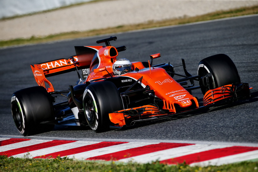 """""""Vamos avanzando en la dirección correcta"""", dice Fernando Alonso"""