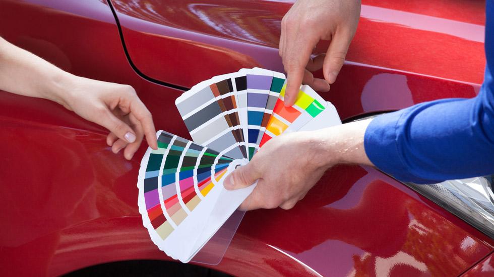 Todo sobre la pintura de coche en spray con vinilo líquido