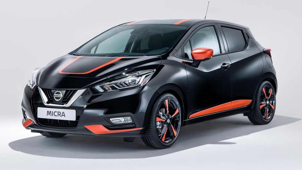 Nissan Micra BOSE Personal Edition: el Micra más personal y exclusivo