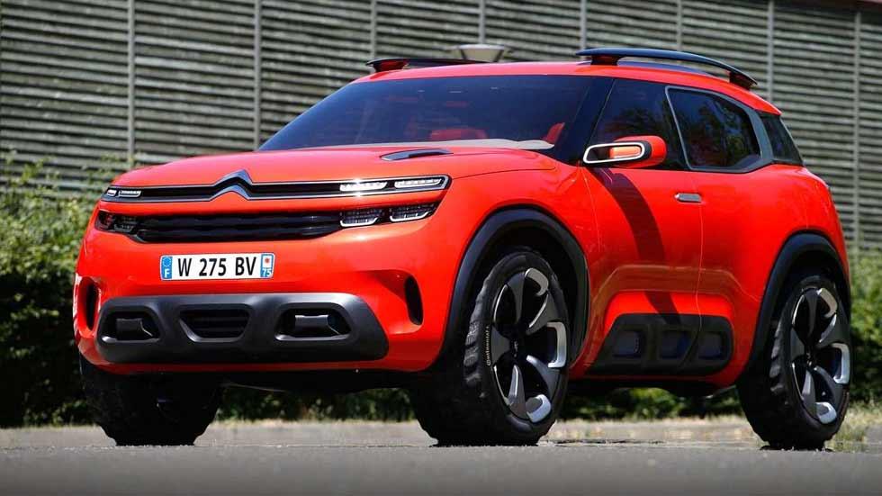 El SUV Citroën C5 Aircross se estrenará en abril | Novedades ...