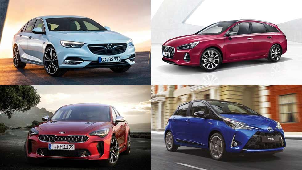 Novedades 2017, los mejores coches para comprar en los próximos meses