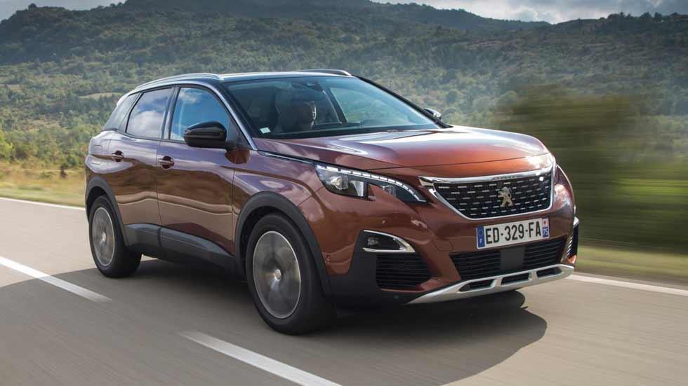 El Peugeot 3008 1.2 PureTech, ahora con cambio automático EAT6