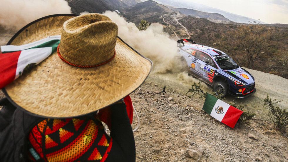 Rally de México 2017: previo y horarios