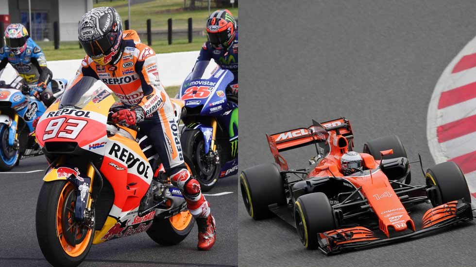 Vodafone TV ofrecerá la temporada 2017 de F1 y MotoGP