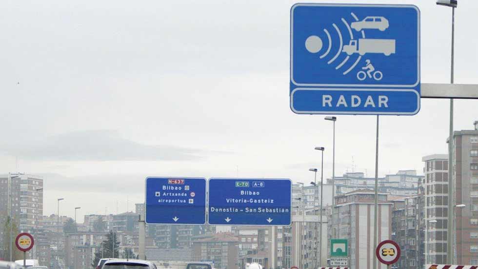 Los radares que más multas ponen en España (lista actualizada)
