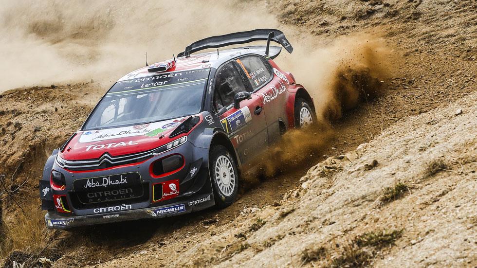 Rally de México 2017: Meeke y Citroën se estrenan