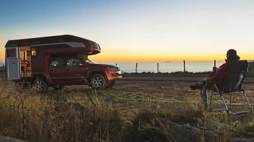 Un viaje por el mundo en un Volkswagen Amarok Canyon