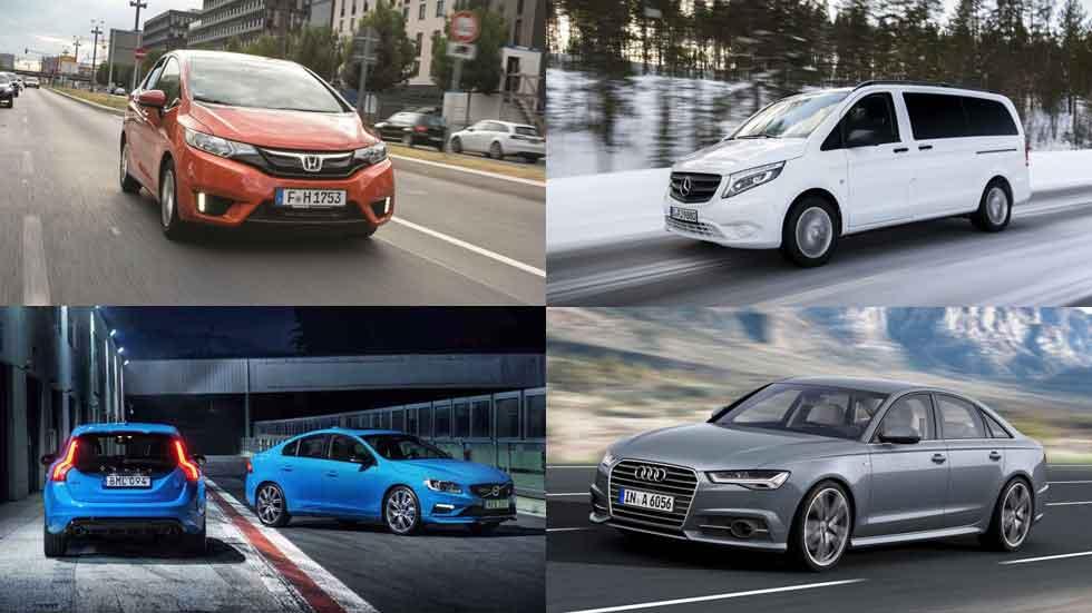 Los coches usados más fiables del mercado