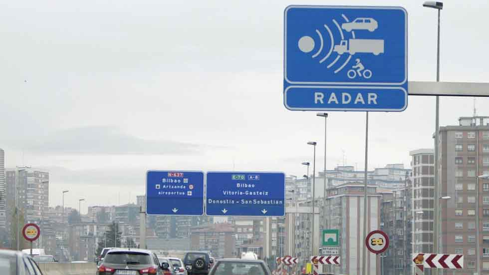 ¿Cuántas multas ponen los radares de la DGT?