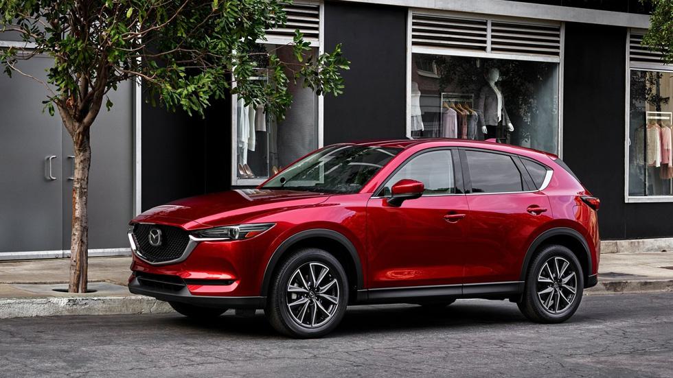 El Mazda CX-5 2017 no tendrá versión de 7 plazas