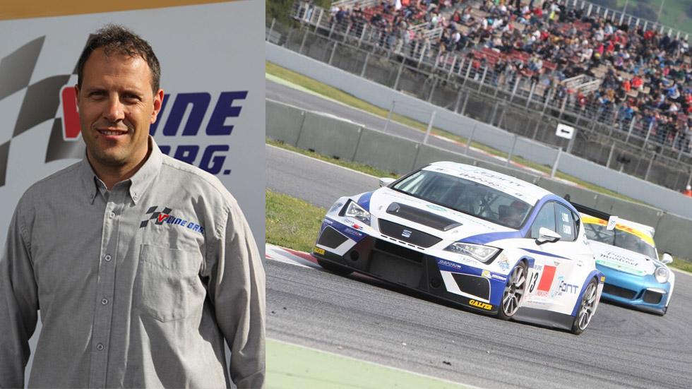 """Francesc Gutiérrez: """"El TCR puede ser una excelente plataforma para todos los pilotos"""""""