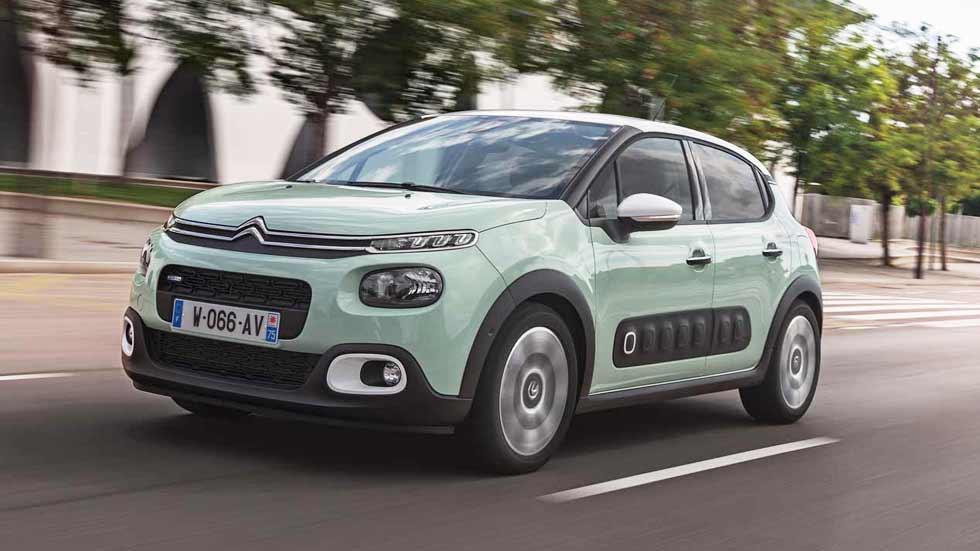 El Citroën C3, ahora con cambio automático EAT6