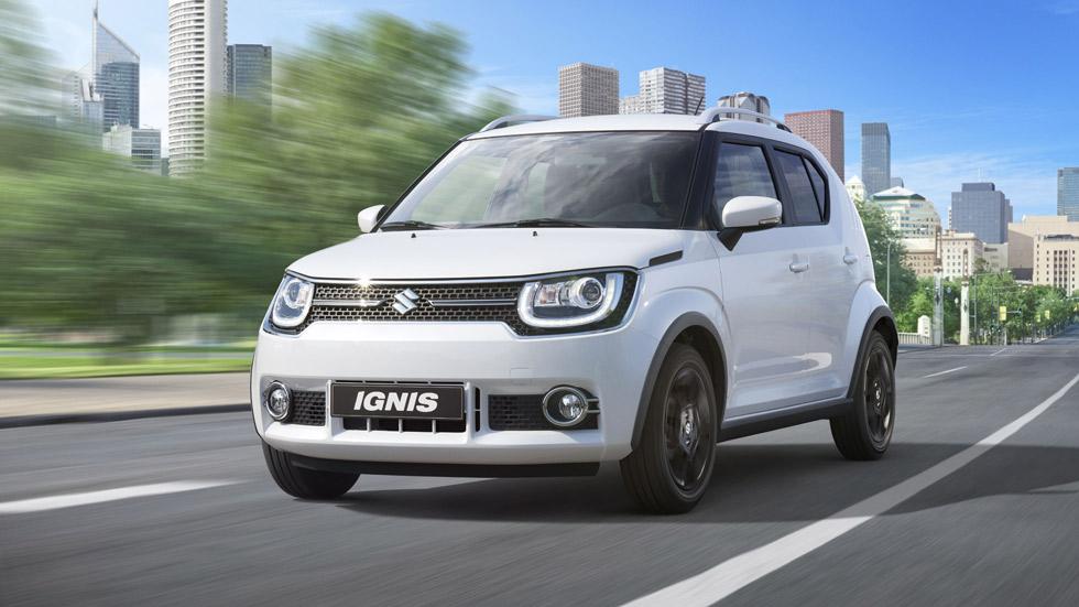 Suzuki Ignis 2017: prueba y precios para España del nuevo mini SUV
