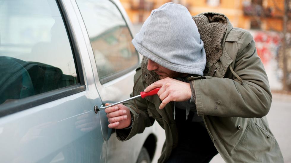 ¿Cuáles son los coches más robados en España?