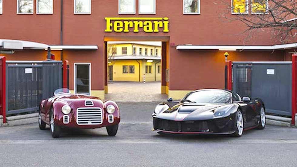 Ferrari, 70 años fabricando los mejores deportivos y coches de Fórmula 1