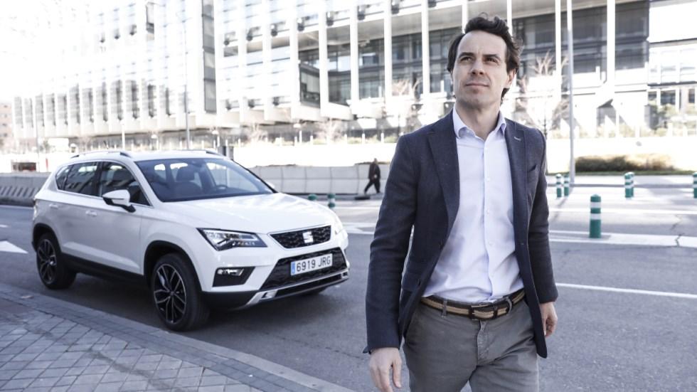 Carácter vital con el SEAT Ateca y Hugo Berenguer
