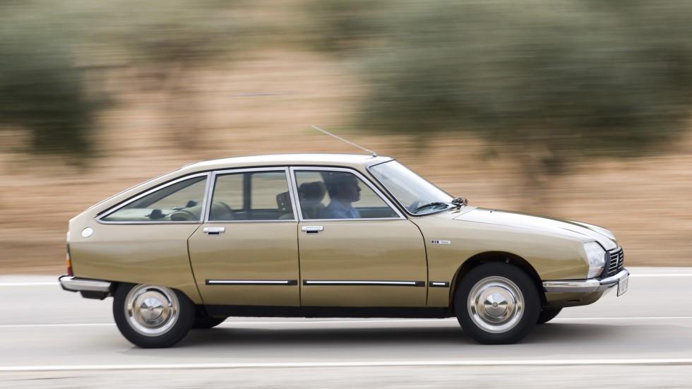 Coches para el recuerdo: Citroën GS