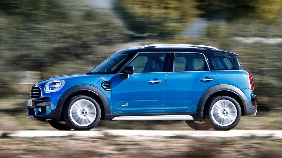 Mini Countryman 2.0D 150 CV ALL4: opiniones y consumo real