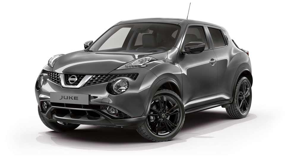Nissan Juke Dark Sound Edition: tu SUV, una sala de conciertos
