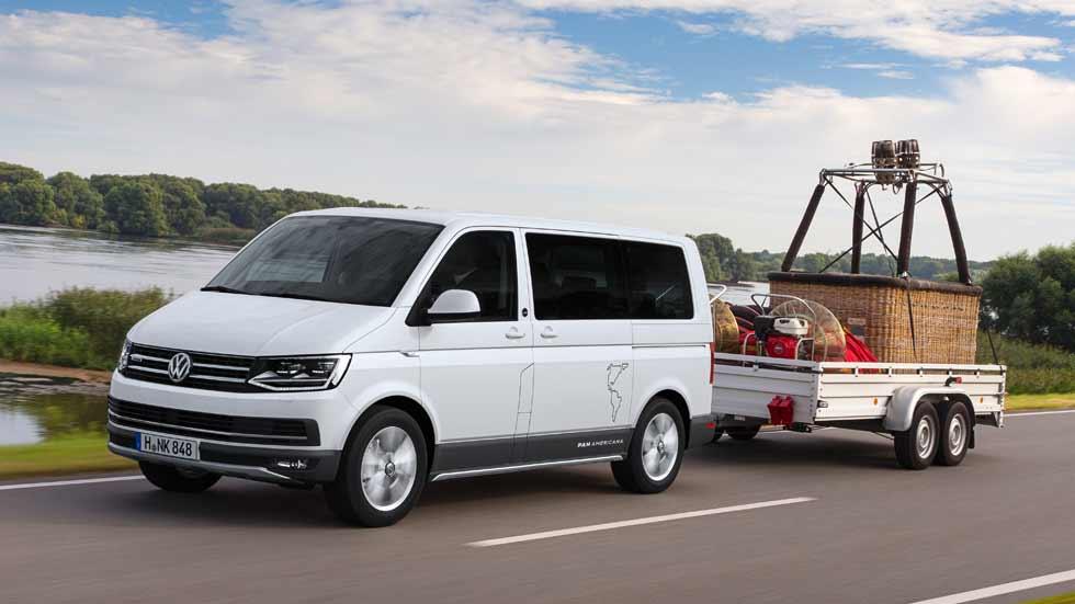 Volkswagen Multivan Outdoor Panamericana, para el ocio y mucho más...