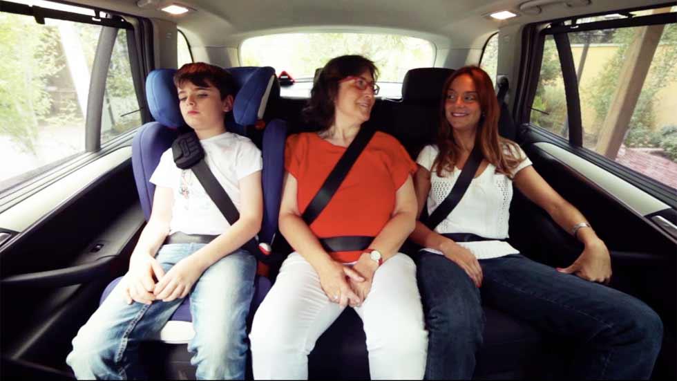 Aumenta el espacio trasero de tu coche con RiveMove