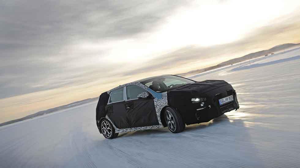 El deportivo Hyundai i30 N, ya de pruebas (vídeo)