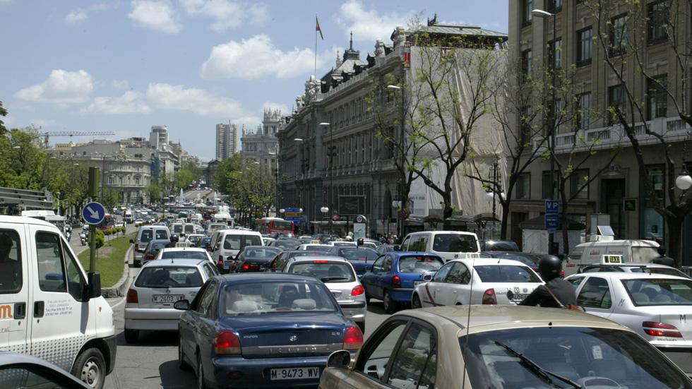 Plan A de Madrid: uno de cada tres coches no podrá entrar al centro