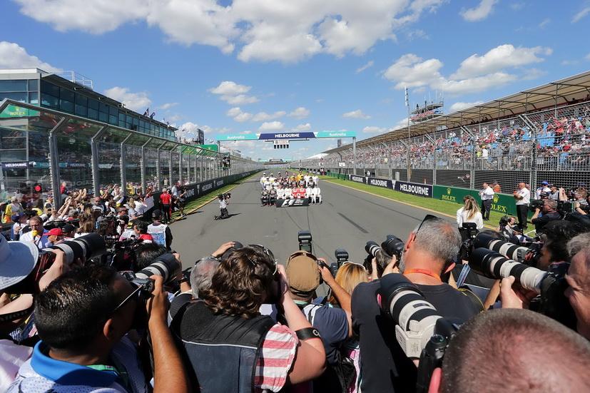GP de Australia de F1: Horarios del Gran Premio de Australia