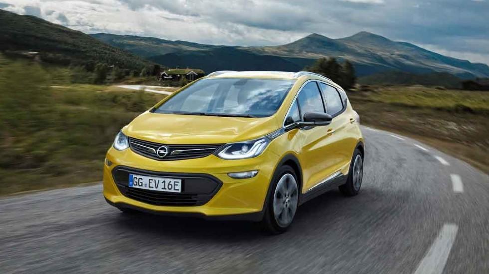 Opel, ¿la nueva marca también de coches eléctricos de PSA?