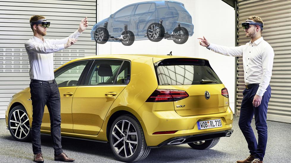 VW desarrolla el coche del futuro de manera virtual