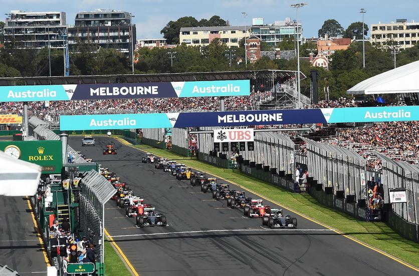 GP de Australia de F1: Previo