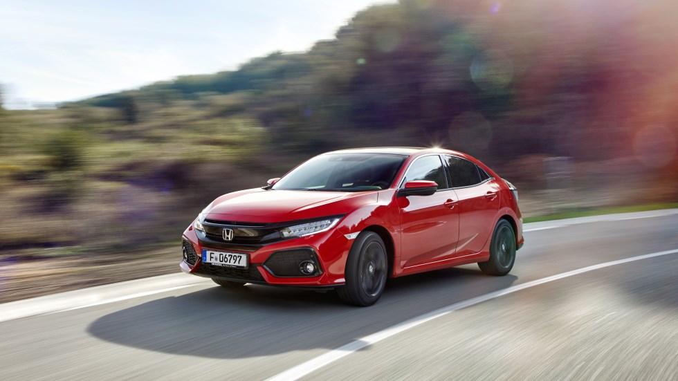 Honda Civic 2017: a la venta en España, desde 20.400 €