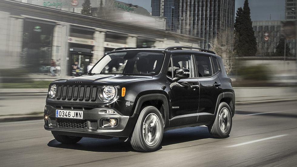 Jeep Renegade Night Eagle II y Deserthawk: nuevas ediciones SUV