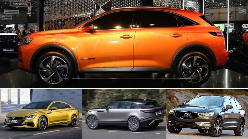 Los mejores coches del Salón de Ginebra, premiados por los internautas