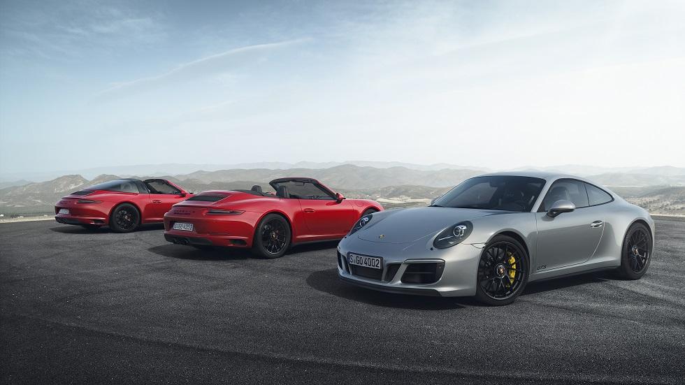 Porsche 911: nuevos colores, más potencia y mejor conectividad