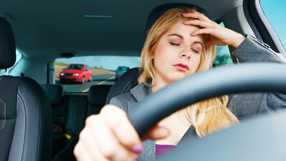 Llegan las alergias: los medicamentos que SÍ y NO dan sueño al volante