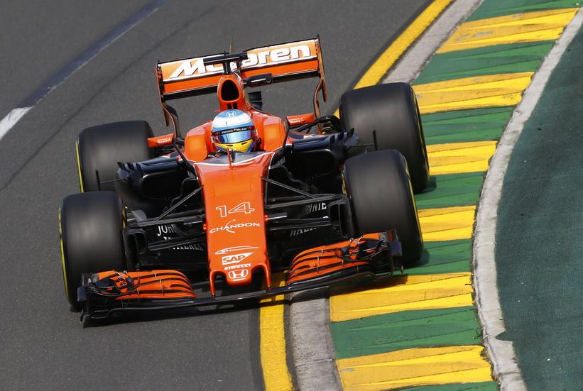 """GP de Australia de F1: """"Era muy jugoso decir que McLaren iba a estar el último"""", dice Alonso"""