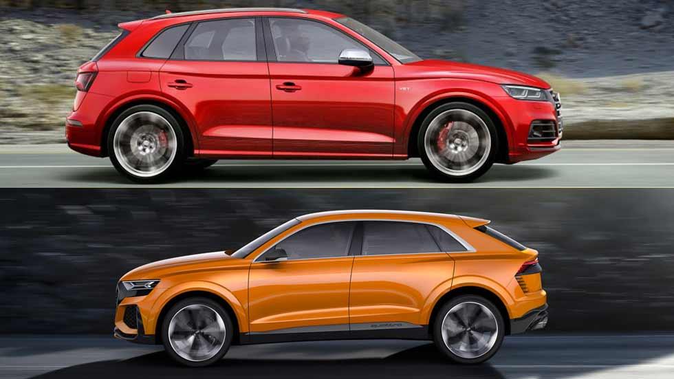 Audi tendrá más SUV deportivos con las siglas RS